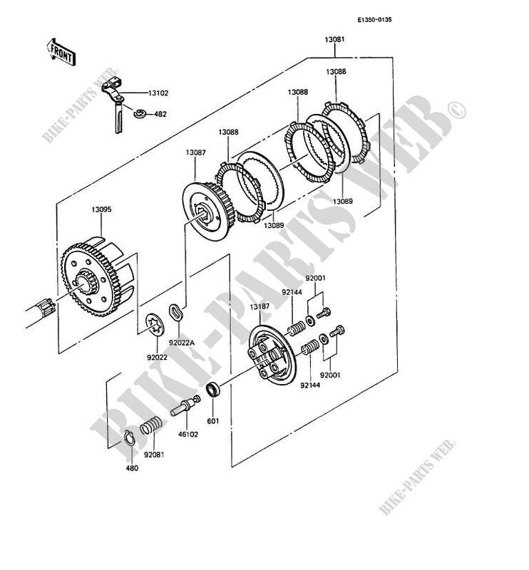Kawasaki Kx60 Engine Diagram Kawasaki W650 Engine Wiring